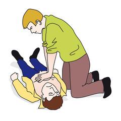 Secourisme - Massage cardiaque