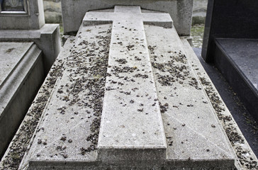 Dirty tomb