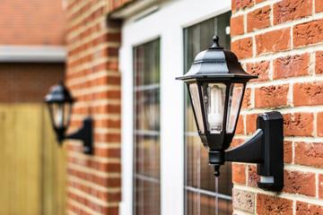 Exterior house light