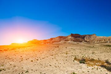 Desert of the Negev, Israel