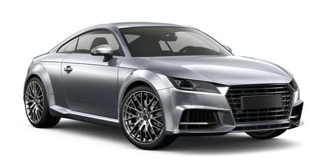 Compact sports car