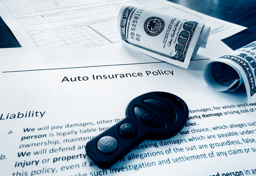 cash and insurance policy