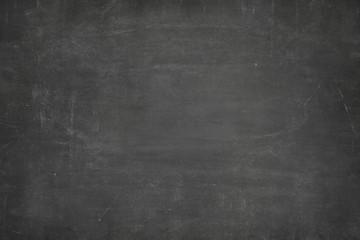 Black blank blackboard