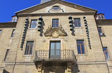 Bad Langensalza: Rathaus (1751, Thüringen)