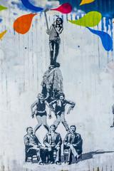 Graffiti - Streetart