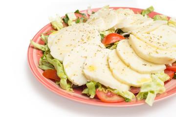 Fresh Caprese Salad, Insalata Caprese, Italian Food