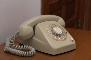 Teléfono de rueda II