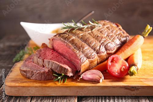 Мясо с овощами бесплатно