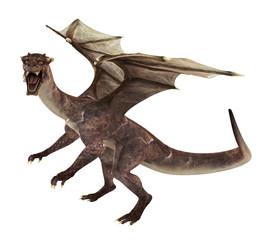 Printed kitchen splashbacks Dragons Fantasy Dragon