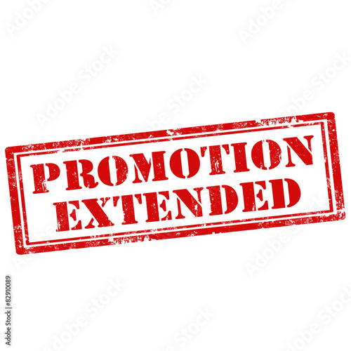 promotion extended stamp stock image and royalty free vector files