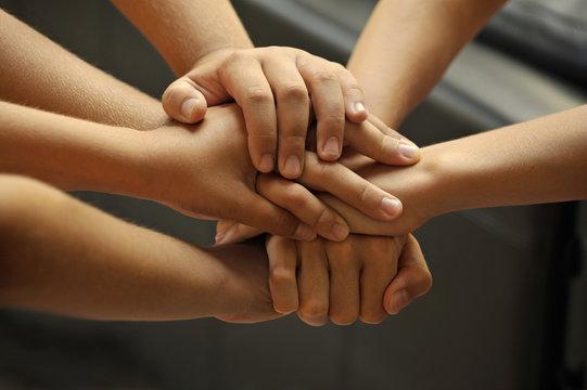 Acuerdo de manos
