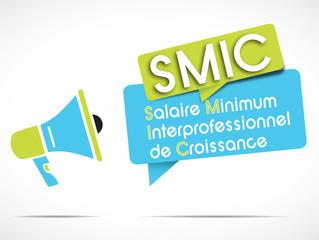 mégaphone : SMIC
