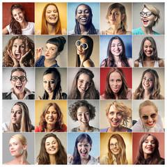 Women's portraits