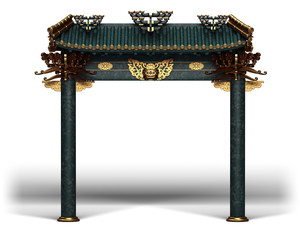 Traditional Chinese Arc