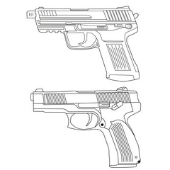 Pistolen Set 3