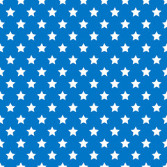 Seamless stars pattern. Stars background.