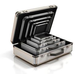 suitcase inside suitcase