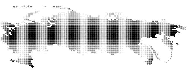Russland in Punkten
