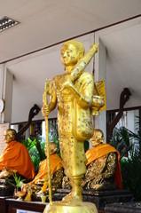 buddha,temple,yellow,gold,background,Thailand,buddhist,monk