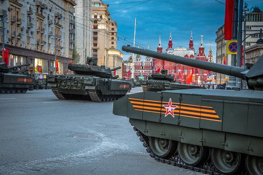Armata T-14 main russian battle tank