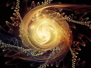 Energy of Abstract Visualization