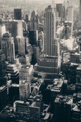 Fototapete - New York City skyscrapers