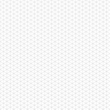 Isometric grid black.