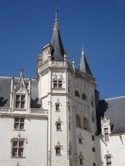 Wall Mural - Château des ducs de Bretagne à Nantes.