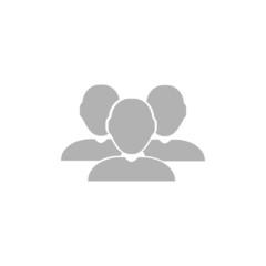 Simple Internet icon.
