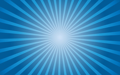 vector background blue gradient radial