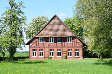 Bauernhaus in Obernwöhren