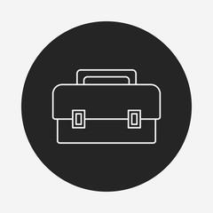 tool box line icon