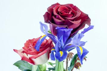 Rose e giglio
