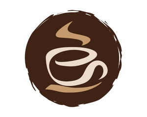 Cafe Coffee Logo