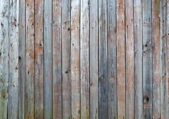 Fototapete - wooden wall