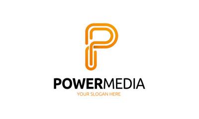 Pover Media Logo