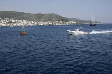 Port de Bodrum (Turquie)