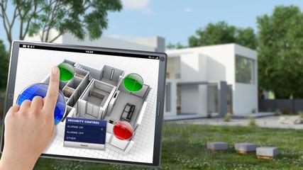 Building remote control