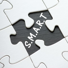 SMART objectives revealed by a missing jigsaw piece