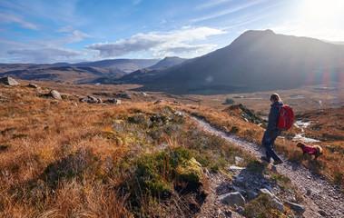 Beinn Eighe Torridon, Scottish Highlands.