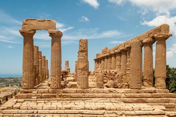 Agrigento, tempio 5