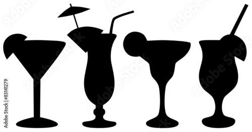 quotset of cocktailsquot stockfotos und lizenzfreie vektoren auf