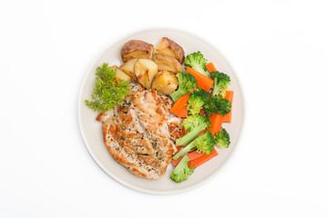 Diet food, Clean Eating, Breakfast