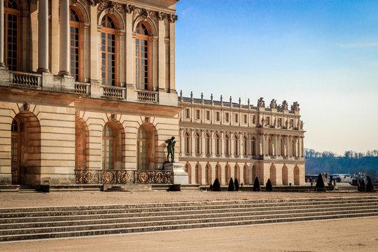 Palace of Versailles du roi Louis XIV