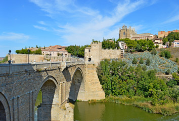 Spain Toledo Bridge (1)
