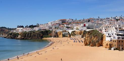 Albufeira- famous resort in the Algarve region, Portugal Wall mural