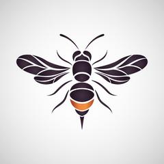 Hornet logo vector