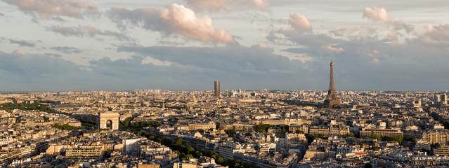 Foto auf Gartenposter Paris Tout Paris