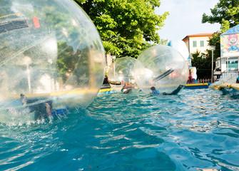 Giochi sull'acqua