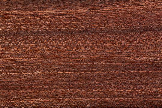 Texture of mahogany